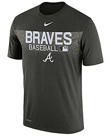 Nike Men's Atlanta Braves Memorial Day Legend Team Issue T-Shirt