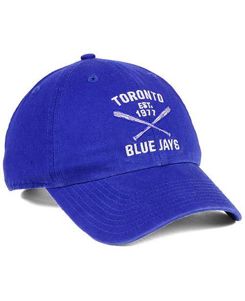 wholesale dealer 2d5a5 1ba5d ...  47 Brand Toronto Blue Jays Axis CLEAN UP Cap    ...