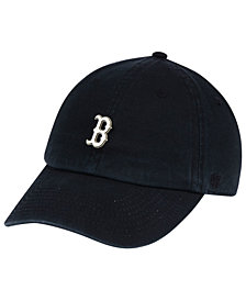 '47 Brand Boston Red Sox Hardware CLEAN UP Cap