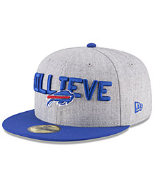 New Era Buffalo Bills Draft 59FIFTY FITTED Cap