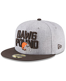 New Era Cleveland Browns Draft 59FIFTY FITTED Cap