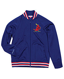 Mitchell & Ness Men's St. Louis Cardinals Top Prospect Track Jacket