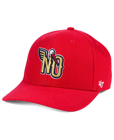 '47 Brand New Orleans Pelicans Mash Up MVP Cap