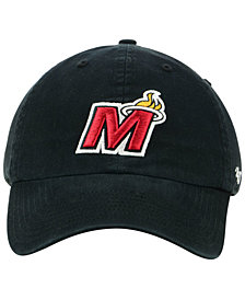 '47 Brand Miami Heat Mash Up CLEAN UP Cap