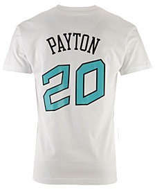 Mitchell & Ness Men's Gary Payton NBA All Star 1996 Name & Number Traditional T-Shirt