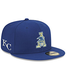 New Era Kansas City Royals League Front 59FIFTY FITTED Cap