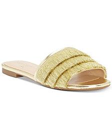 Trina Turk x I.N.C. Maira Slide Sandals, Created for Macy's