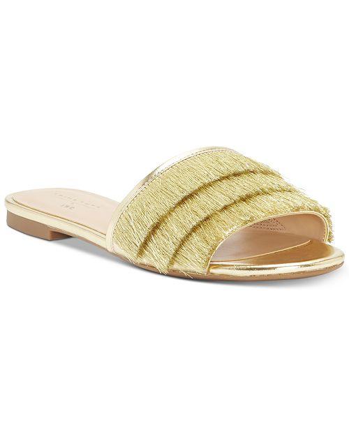bd086ef04fed INC International Concepts Trina Turk x I.N.C. Maira Slide Sandals ...