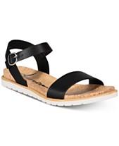 0225ec35e59b American Rag Mattie Platform Sandals