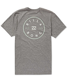 Billabong Men's Rotor Graphic T-Shirt
