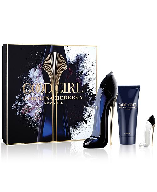 Carolina Herrera 3 Pc Good Girl Gift Set Reviews All Perfume