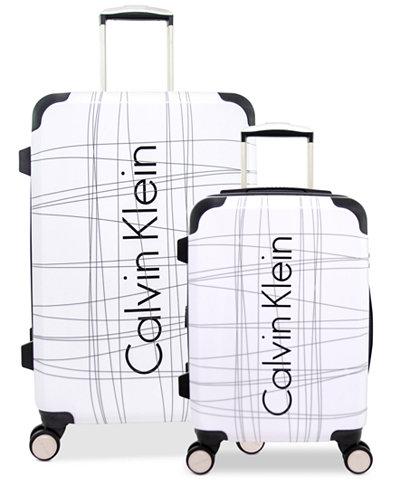 Calvin Klein Highline Hardside Luggage Collection