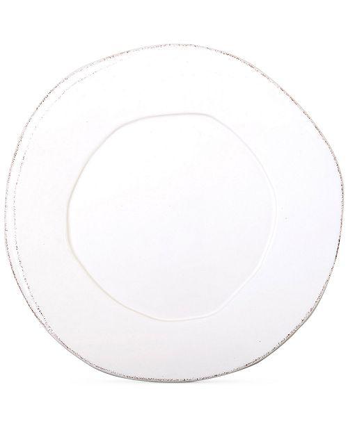 VIETRI Lastra Collection Canapé Plate