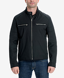 Michael Kors Men's Moto Jacket