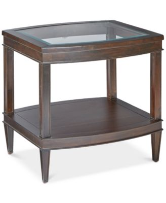 Dunkin End Table, Quick Ship