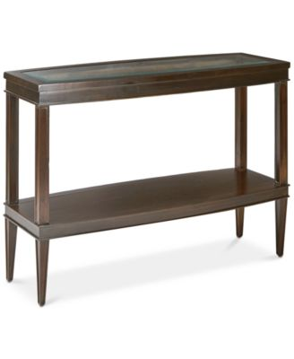 Dunkin Console Table, Quick Ship