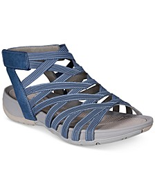 Sammie Rebound Technology™ Strappy Wedge Sandals