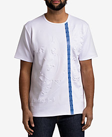 Hudson NYC Men's Embossed Shirt