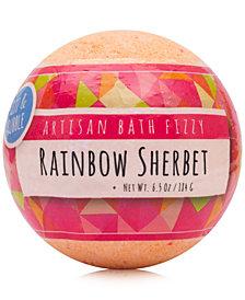 Fizz & Bubble Rainbow Sherbet Artisan Bath Fizzy