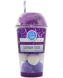 Fizz & Bubble Bath Fizzy Milkshake with Bath Sponge