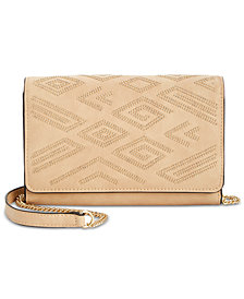 I.N.C. Eolaa Aztec Convertible Crossbody, Created for Macy's