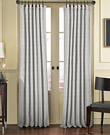 "J Queen New York Crosstown 50"" x 63"" Tab Top Curtain Panel"