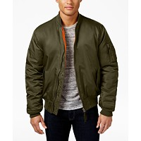 Ring of Fire Men's Bomber Jacket, Created