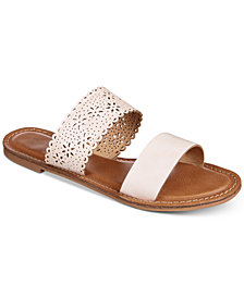 XOXO Roxboro Flat Sandals