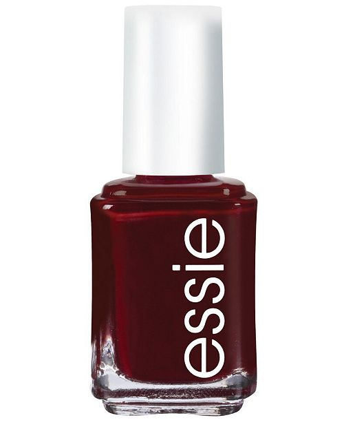 Essie Nail Color Bordeaux Nail Polish Care Beauty Macys