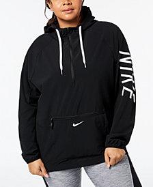 Nike Flex Plus Size Dri-FIT Packable Jacket