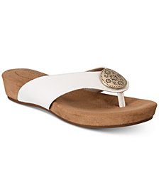 Giani Bernini Rosahle Slip-On Sandals, Created for Macy's
