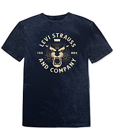 Levi's® Men's Tiger Graphic-Print T-Shirt