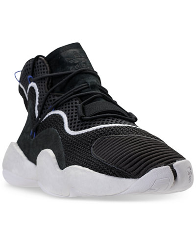 adidas Men's Crazy BYW Basketball Sneakers from Finish Line