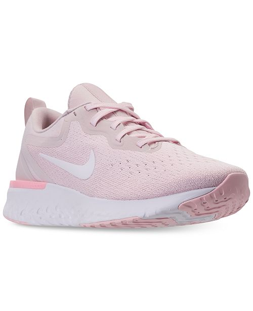 promo code 8bf21 c1c81 ... Nike Women s Odyssey React Running Sneakers from Finish ...