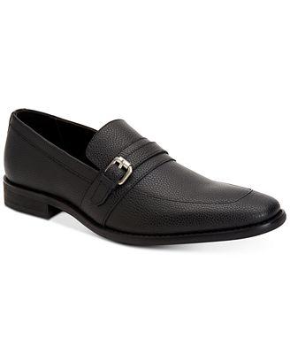 Calvin Klein Reyes (Dark Brown) Mens Shoes
