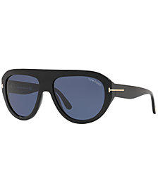 Tom Ford Sunglasses, FT0589 FELIX 02 59