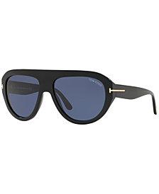 Tom Ford Sunglasses, FT0589 FELIX 02 59