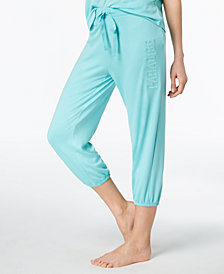 Jenni by Jennifer Moore Cropped Pajama Jogger Pants, Created for Macy's