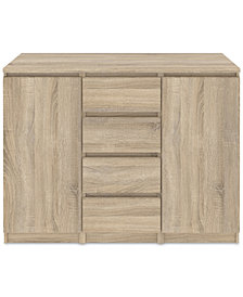 Essex 4-Drawer Wardrobe, Quick Ship