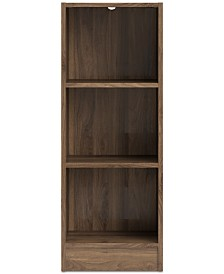 Berkley Short Bookcase, Quick Ship