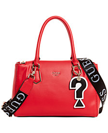 GUESS Felix Small Girlfriend Satchel