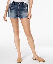 Lucky Brand Lucky Brand High-Rise Cutoff Shorts