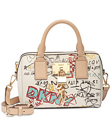 DKNY Elissa Speedy Crossbody Satchel, Created for Macy's