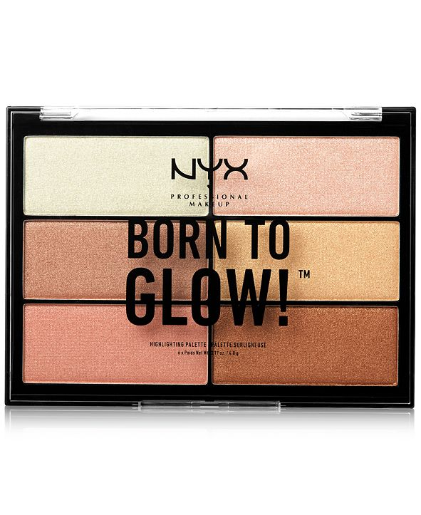NYX Professional Makeup Born To Glow! Highlighting Palette