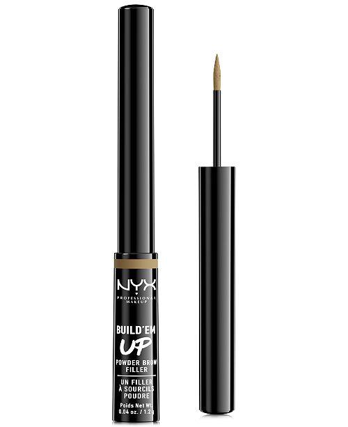 NYX Professional Makeup Build 'Em Up Powder Brow Filler