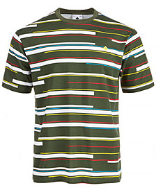 LRG Men's Tech Stripe T-Shirt
