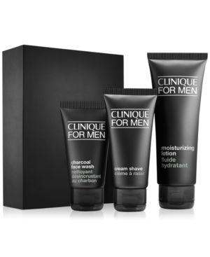 For Men Travel Kit For Dry To Dry Combination Skin Types