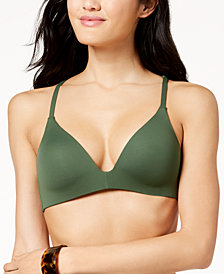 Vince Camuto Riviera Molded Strappy Back Bikini Top
