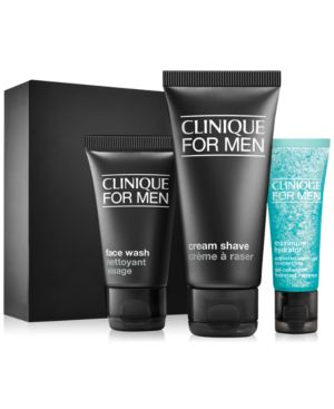 For Men Daily Intense Hydration Starter Kit For Dry To Dry Combination Skin Types