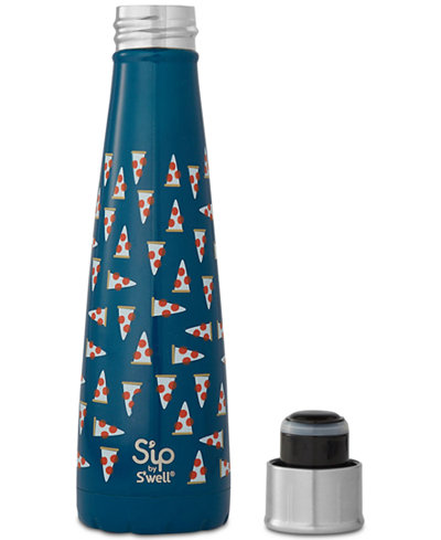 S'ip by S'Well® Pizza Water Bottle